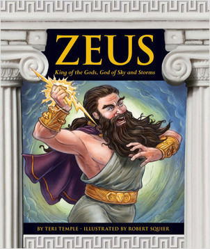 Cover: Zeus: King of the Gods, God of Sky and Storms