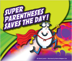 Cover: Super Parentheses Saves the Day!