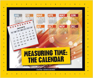 Cover: Measuring Time: The Calendar