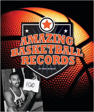 Cover: Amazing Basketball Records