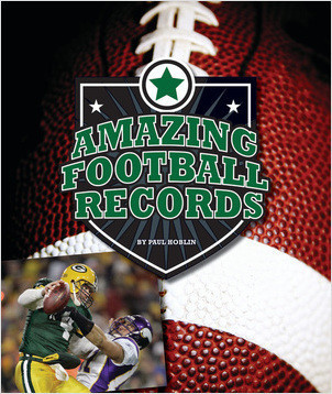Cover: Amazing Football Records