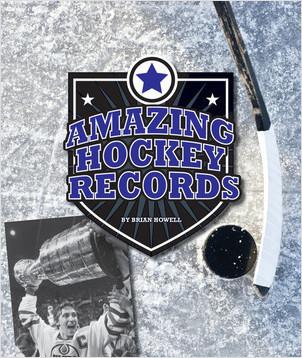 Cover: Amazing Hockey Records