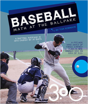 Cover: Baseball: Math at the Ballpark