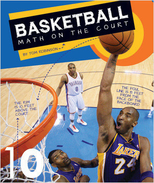 Cover: Basketball: Math on the Court