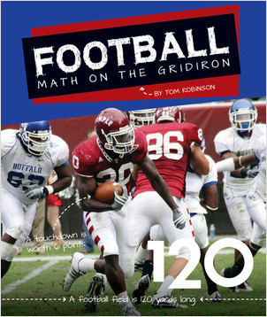 Cover: Football: Math on the Gridiron