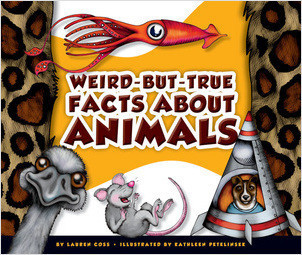 Cover: Weird-but-True Facts