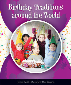 Cover: Birthday Traditions around the World