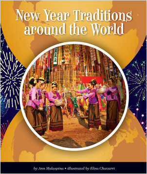 Cover: New Year Traditions around the World