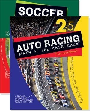 Cover: Math in Sports