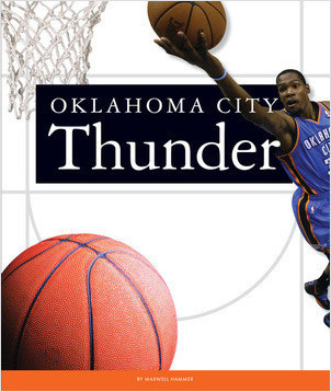 Cover: Oklahoma City Thunder