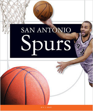 Cover: San Antonio Spurs