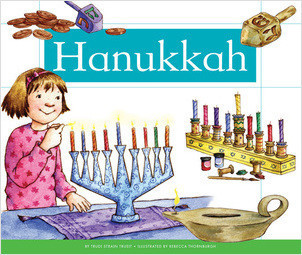 Cover: Hanukkah