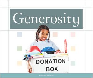 Cover: Generosity