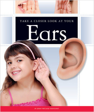 Cover: Take a Closer Look at Your Ears
