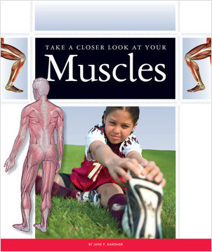 Cover: Take a Closer Look at Your Muscles