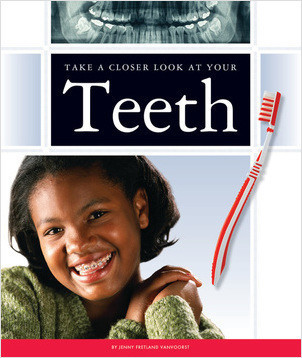 Cover: Take a Closer Look at Your Teeth