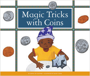 Cover: Magic Tricks with Coins