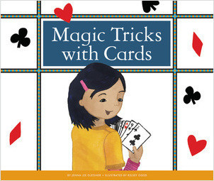 Cover: Magic Tricks with Cards