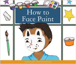 Cover: How to Face Paint