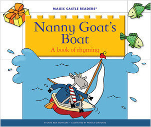 Cover: Nanny Goat's Boat: A Book of Rhyming
