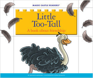 Cover: Little Too-Tall: A Book about Friendship