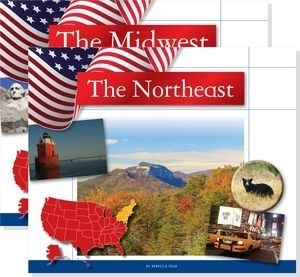 Cover: Regions of the U.S.A.