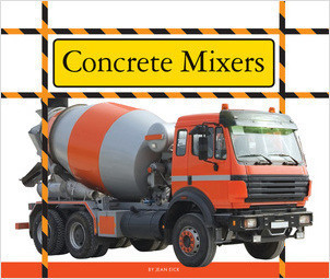 Cover: Concrete Mixers