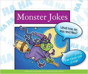Cover: Monster Jokes