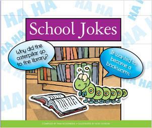 Cover: School Jokes