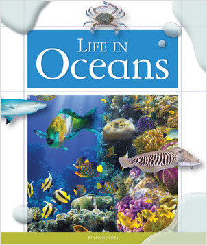 Cover: Life in Oceans