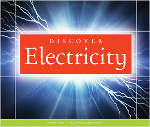 Cover: Discover Electricity