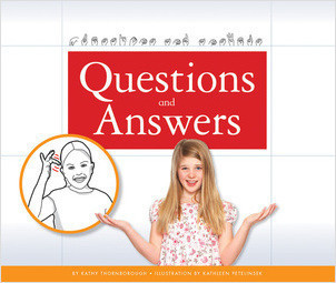 Cover: Questions and Answers