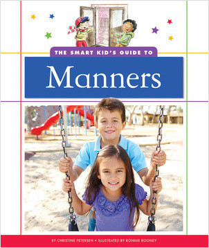 Cover: The Smart Kid's Guide to Manners