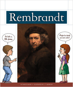 Cover: Rembrandt