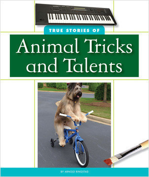 Cover: True Stories of Animal Tricks and Talents