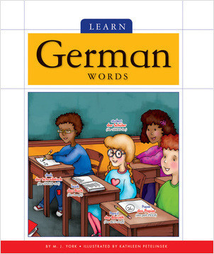 Cover: Learn German Words