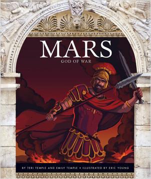 Cover: Mars: God of War