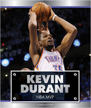Cover: Kevin Durant: NBA MVP