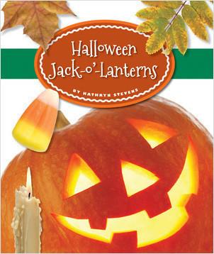 Cover: Halloween Jack-o'-Lanterns