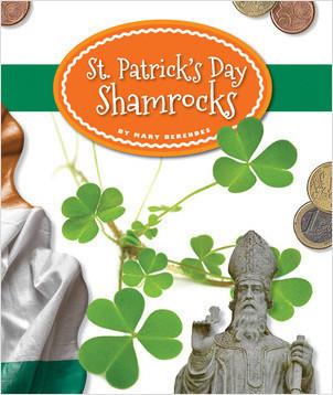 Cover: St. Patrick's Day Shamrocks