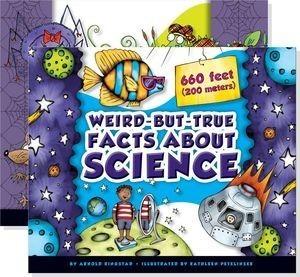 Cover: Weird-but-True Facts
