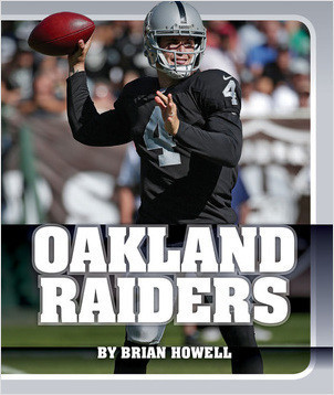 Cover: Oakland Raiders