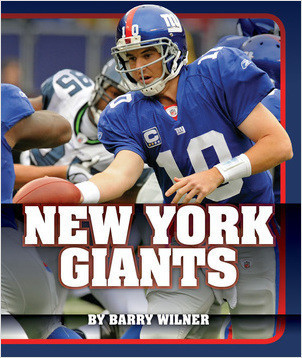 Cover: New York Giants