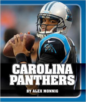 Cover: Carolina Panthers