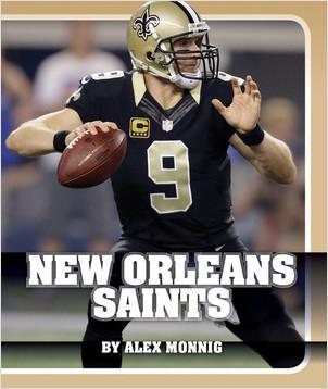 Cover: New Orleans Saints