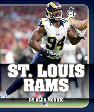 Cover: St. Louis Rams