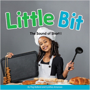 Cover: Little Bit: The Sound of Short I