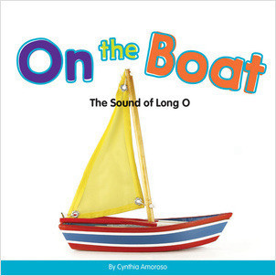 Cover: On the Boat: The Sound of Long O