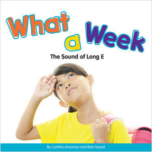 Cover: What a Week: The Sound of Long E