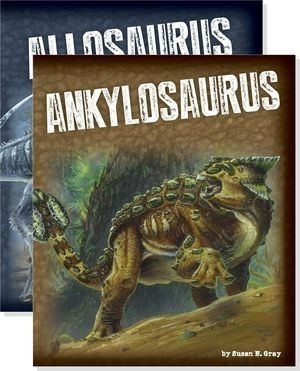 Cover: Exploring Dinosaurs